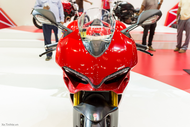 Can canh Ducati 1299 Panigale S tai Bangkok Motor Show 2015 - 18