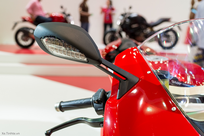 Can canh Ducati 1299 Panigale S tai Bangkok Motor Show 2015 - 19