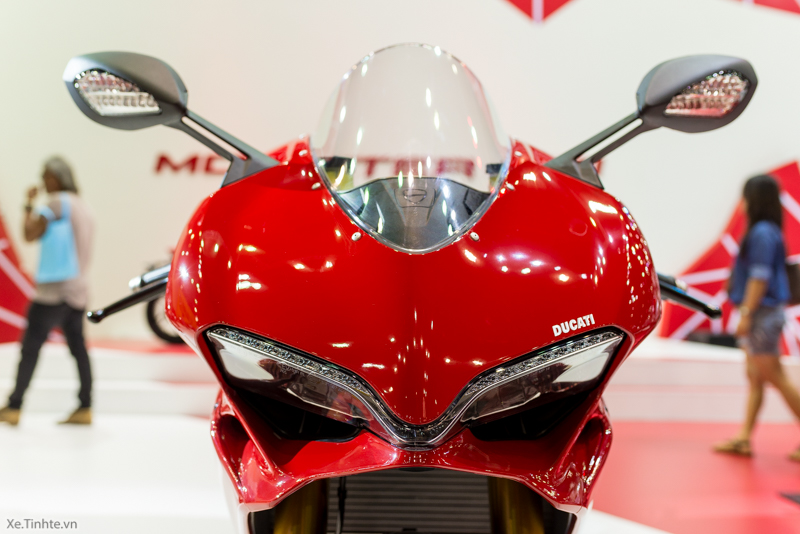 Can canh Ducati 1299 Panigale S tai Bangkok Motor Show 2015 - 20