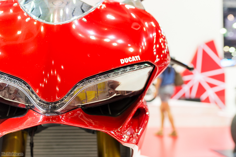 Can canh Ducati 1299 Panigale S tai Bangkok Motor Show 2015 - 21