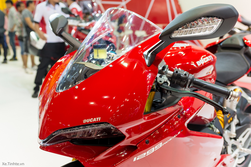 Can canh Ducati 1299 Panigale S tai Bangkok Motor Show 2015 - 22