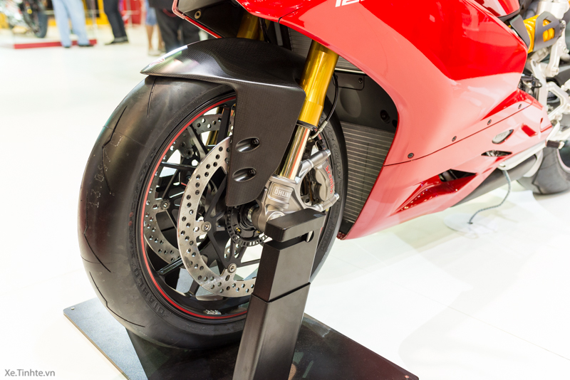 Can canh Ducati 1299 Panigale S tai Bangkok Motor Show 2015 - 23