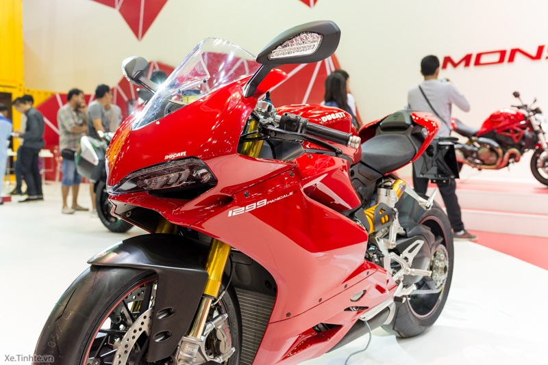 Can canh Ducati 1299 Panigale S tai Bangkok Motor Show 2015 - 24