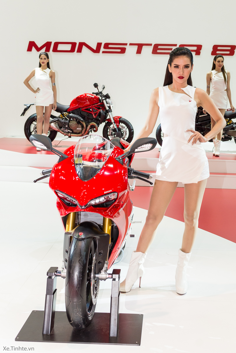 Can canh Ducati 1299 Panigale S tai Bangkok Motor Show 2015 - 39