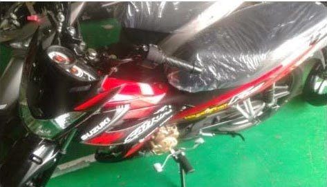 Can canh Satria F115 trong day chuyen lap rap - 4