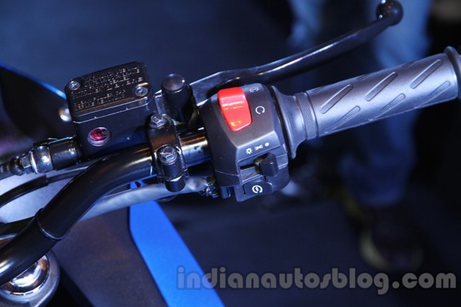 Can canh Suzuki Gixxer SF150 moi ra mat tai An Do - 6