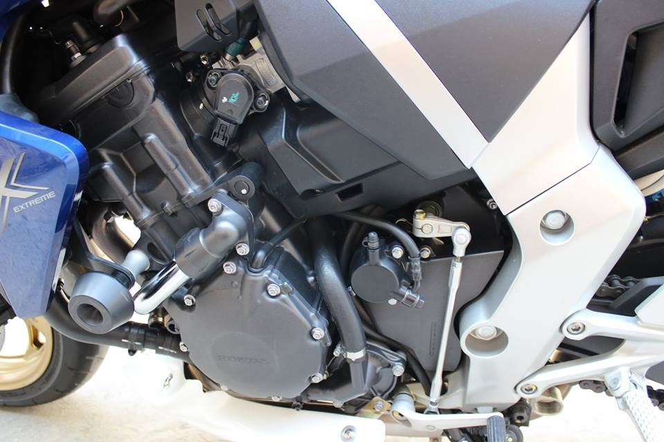CB1000R HRC do po Akrapovic kem may mon Rizoma - 4