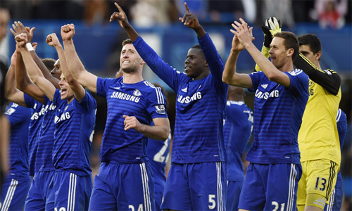 Chelsea se vo dich Ngoai hang Anh som bao nhieu vong