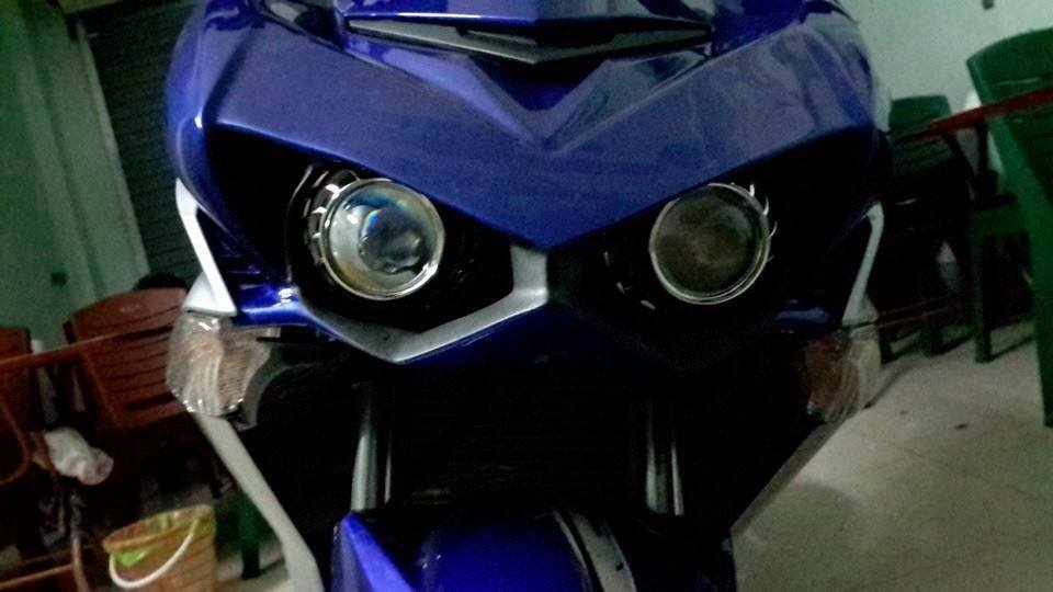 Exciter 135 Do phong cach Yamaha R25 - 3