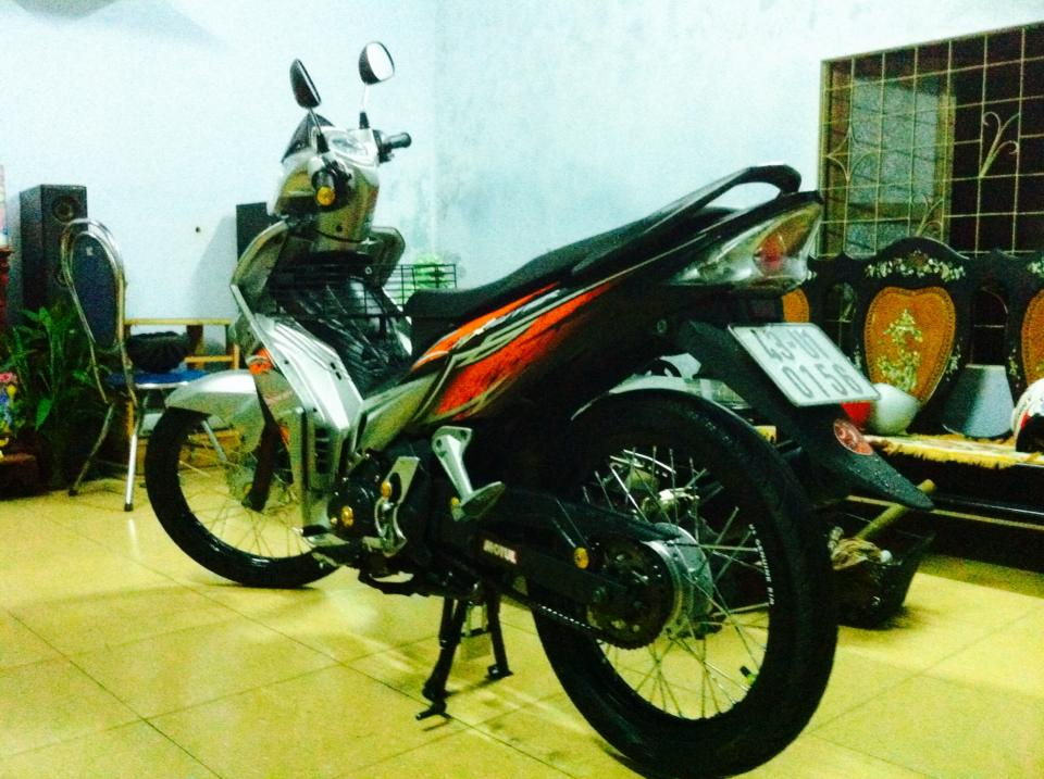 Exciter 2010 1 can leng keng trong tung con oc - 2