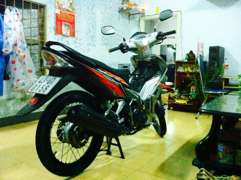 Exciter 2010 1 can leng keng trong tung con oc - 3