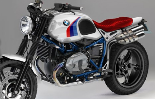 Hang xe BMW co the tung ra dong R nineT 900 phan khoi