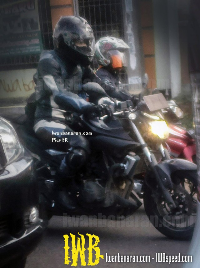 Can canh dong co cua chiec nakedbike Yamaha MT25 - 4