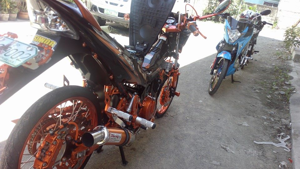 Satria do full Rancingboy tu Maylay - 3