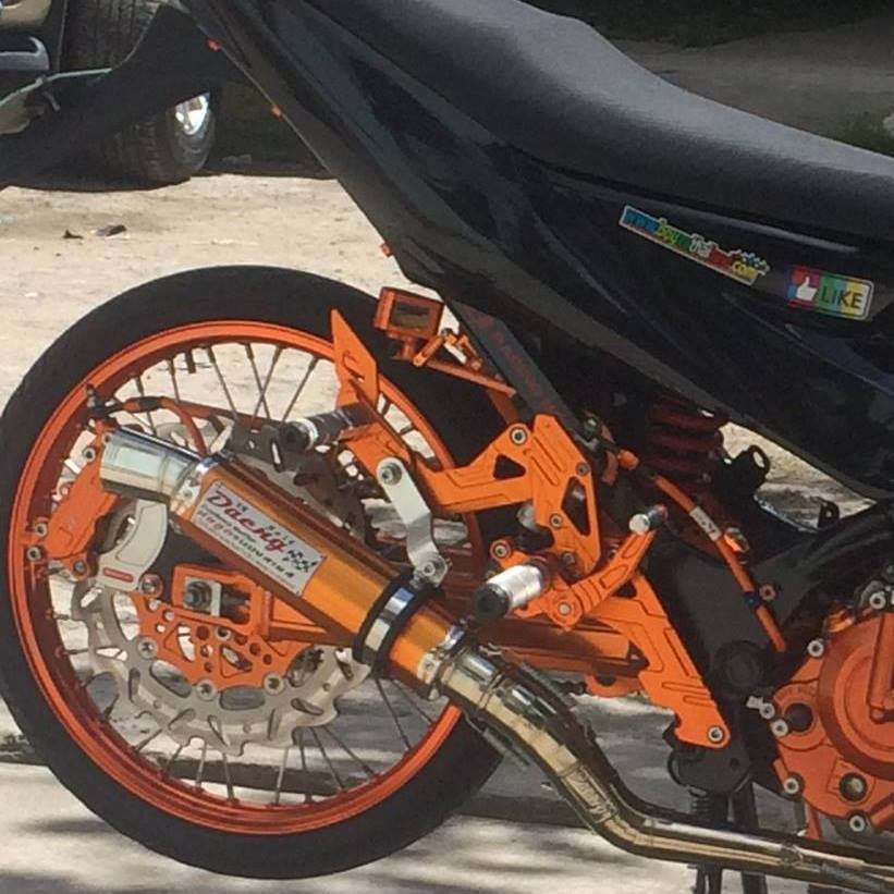 Satria do full Rancingboy tu Maylay - 5