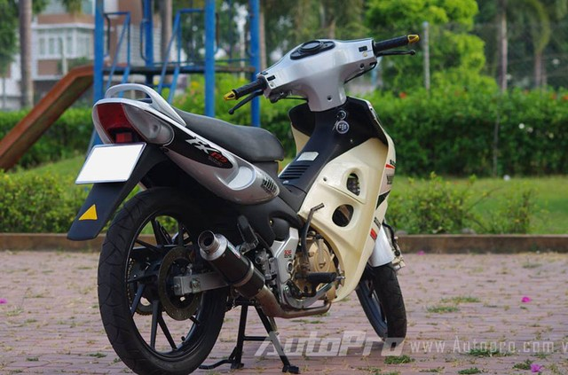 Suzuki FX len may Raider cung nhung mon do choi cuc chat - 9