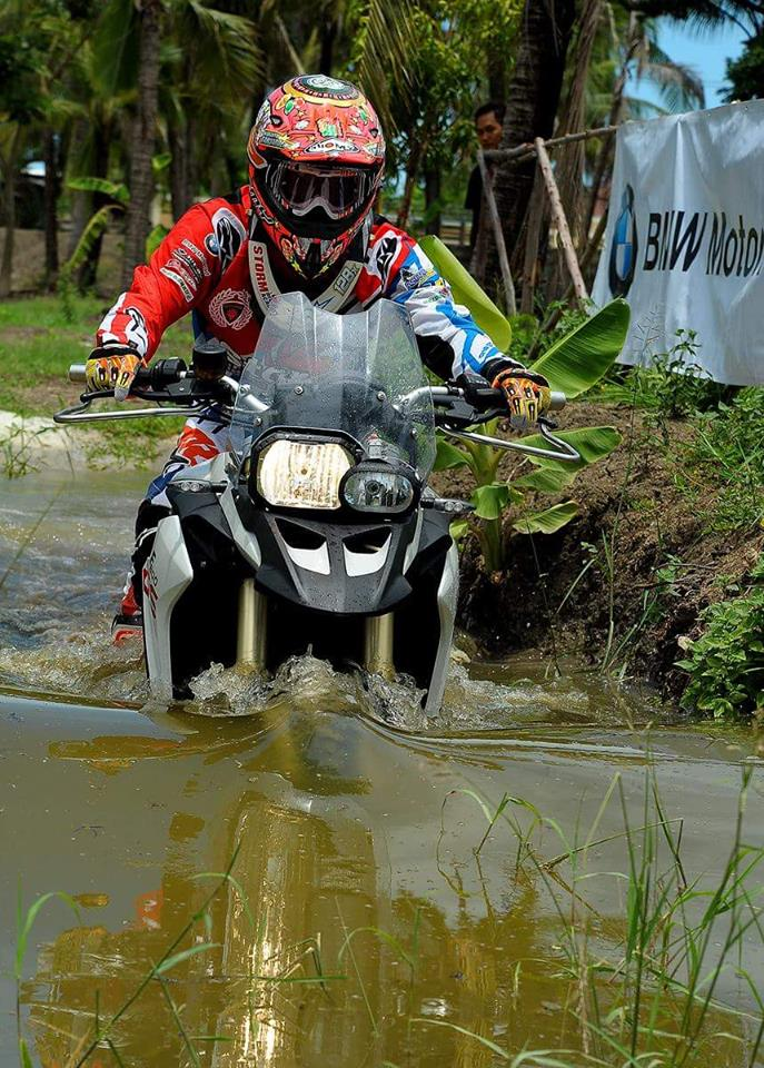 BMW F800GS offroad day an tuong - 2