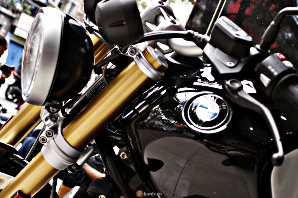 BMW RNineT 2015 co may co dien nhung an chua cong nghe cao - 6