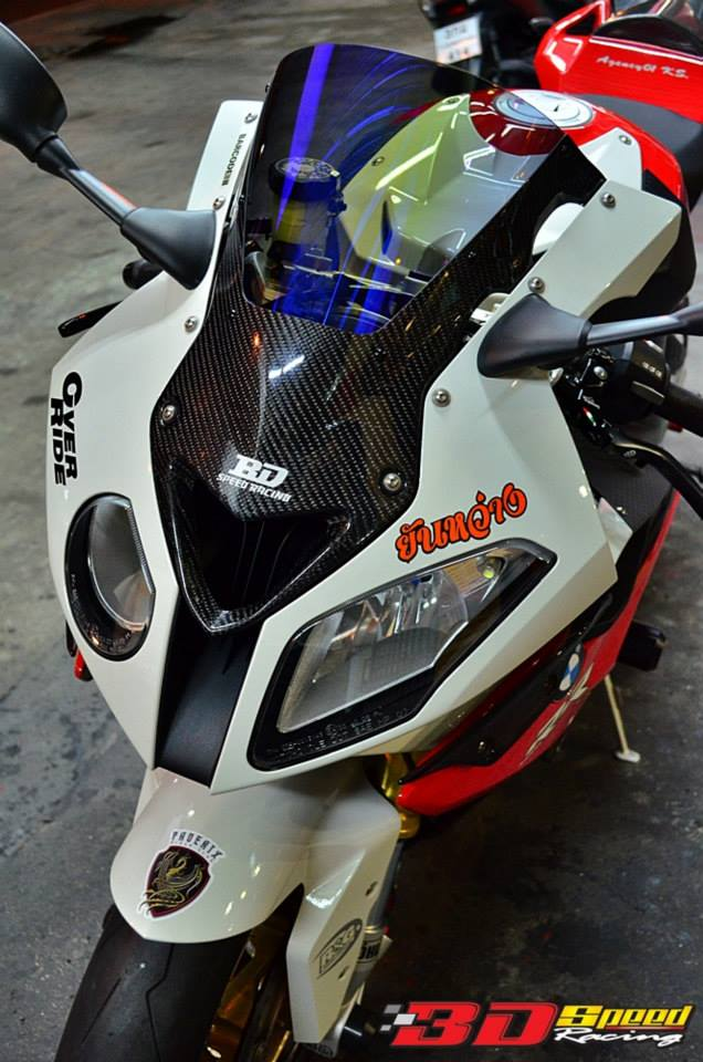 BMW S1000RR do full option tai Thai - 2