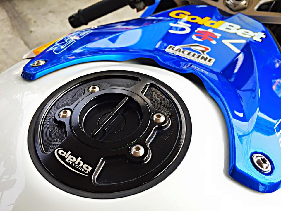 BMW S1000RR GoldBet do cuc dinh tai Thai - 12