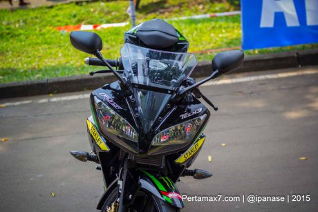 Can canh Yamaha R15 Monster Yamaha Tech 3 - 6