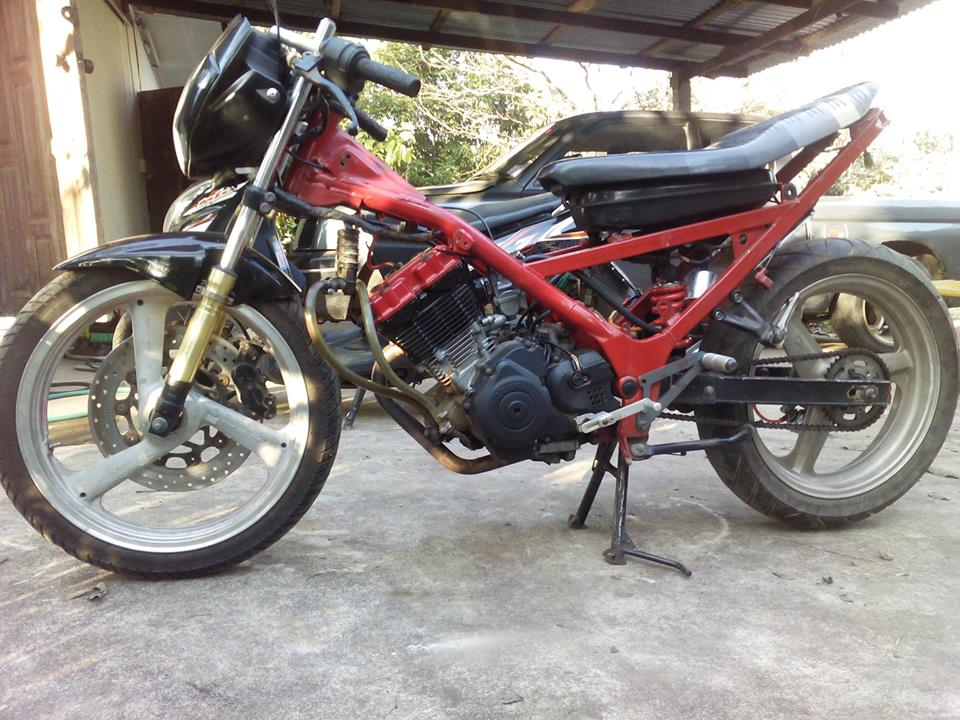 Do raider 125cc ham ho tren tung cay so - 4