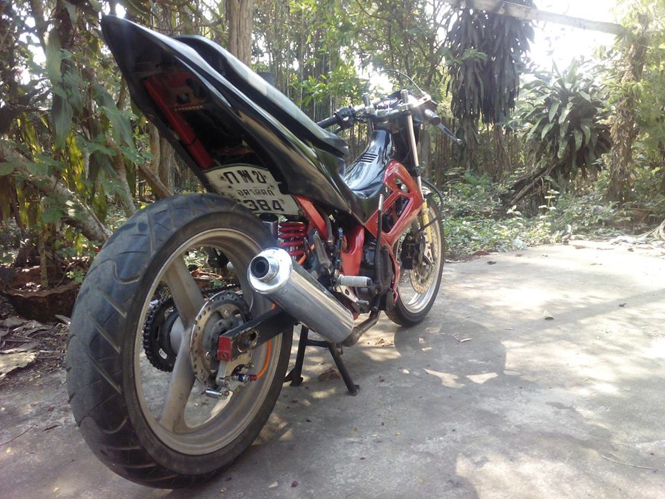 Do raider 125cc ham ho tren tung cay so - 5