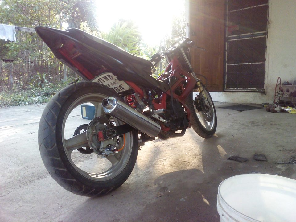 Do raider 125cc ham ho tren tung cay so - 6