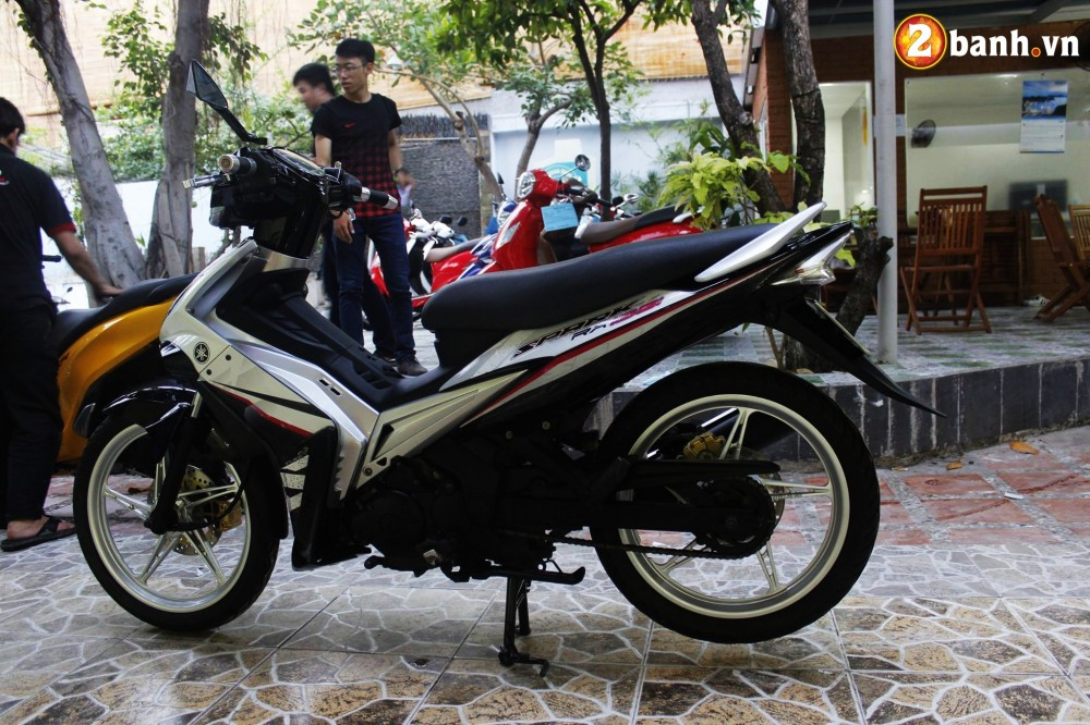 Exciter 135 don theo phong cach Spark 135i - 5