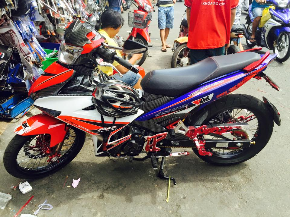 Exciter 150 do khong the tin noi