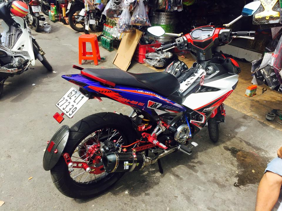 Exciter 150 do khong the tin noi - 3