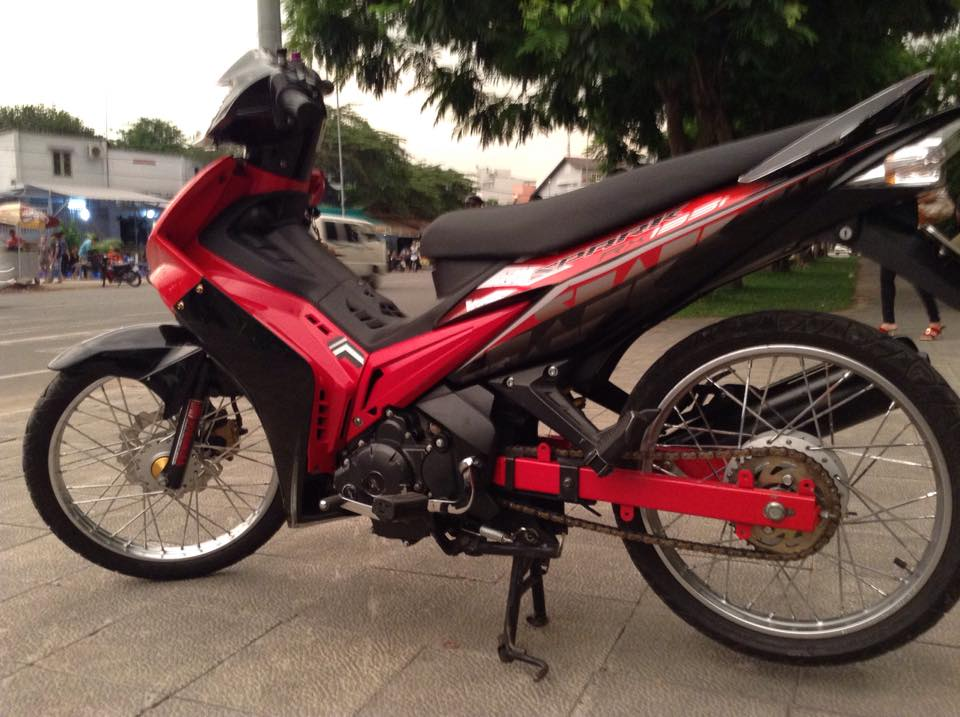 Exciter 2006 do don gian ma phong cach - 2