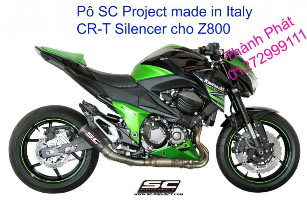 Po do Po kieu Co po 7 khuc AHM Akrapovic Yoshimura SC Project 2 Brother MIVV YYPANG Leov - 28
