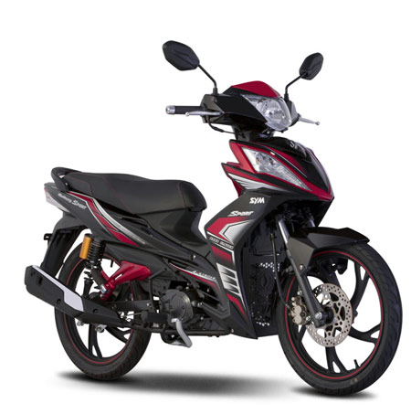 SYM gia nhap cuoc dua thi truong con tay voi dong Galaxy Sport - 2