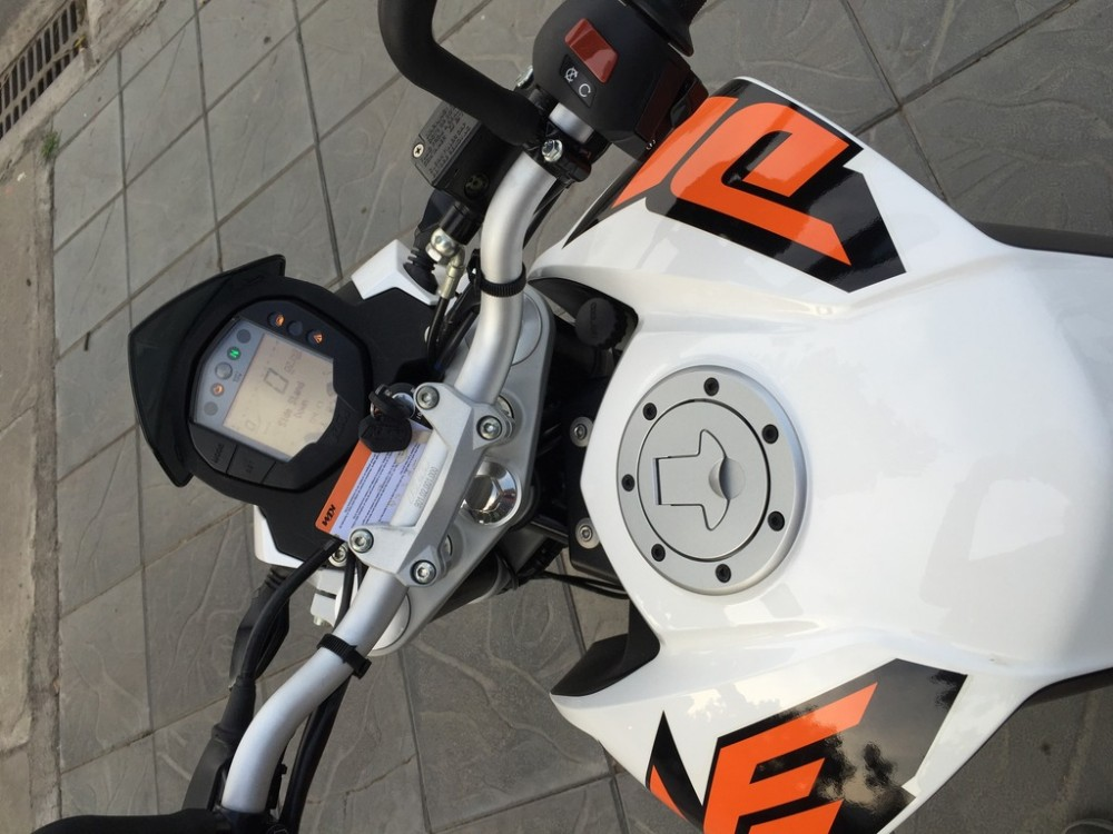 Ban KTM DUKE 200 ABS Di cuc it gia cuc tot - 3
