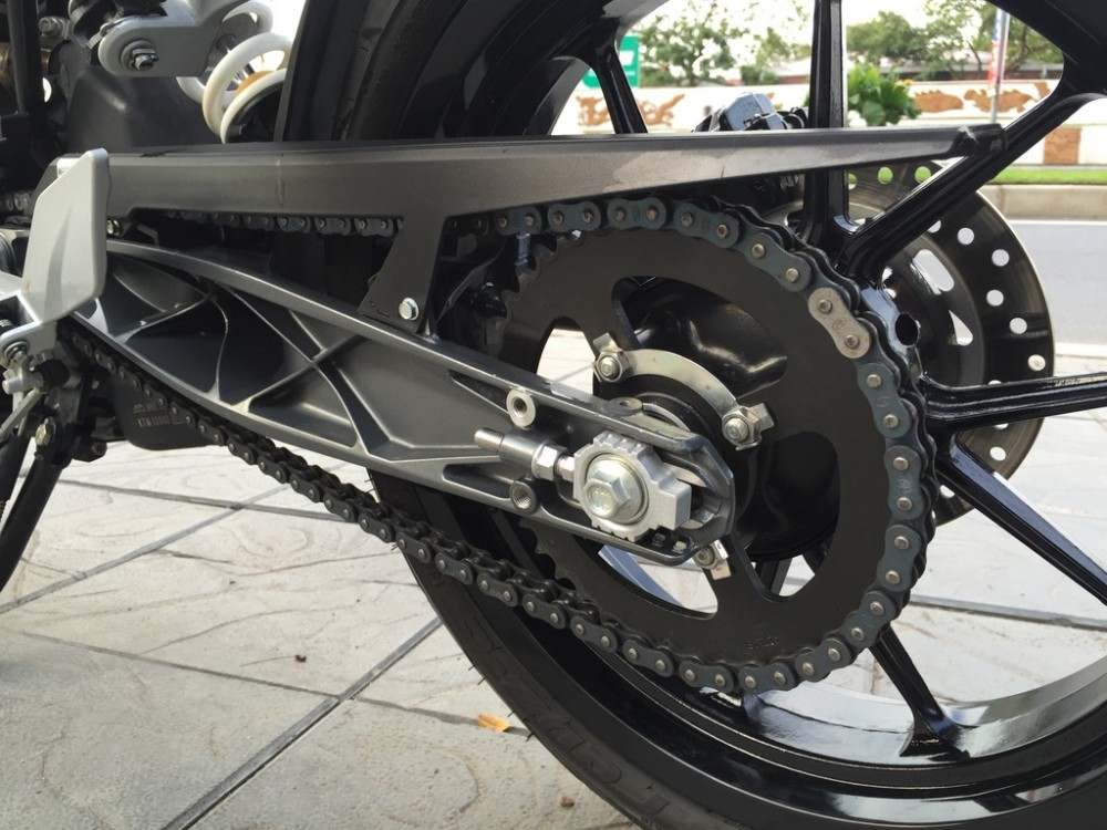 Ban KTM DUKE 200 ABS Di cuc it gia cuc tot - 7