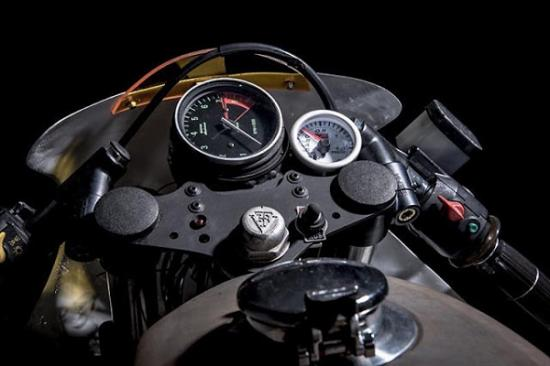 BMW RT 80 sieu chat voi phien ban Cafe racer danh cho canh sat - 3