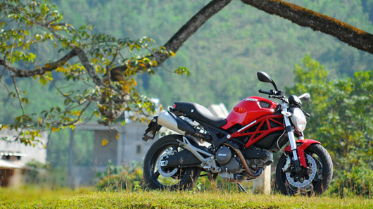 Bo anh dep ve Ducati Monster 795 - 8