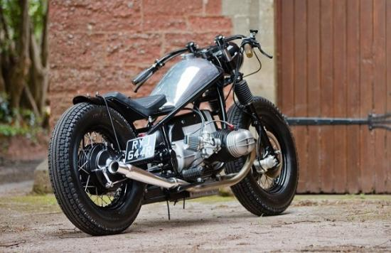 Bobber do manh me voi dong co Boxer den tu BMW - 2