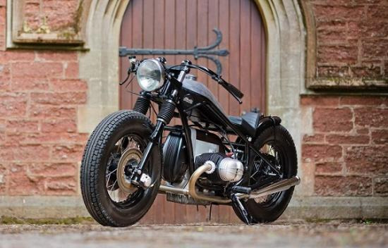 Bobber do manh me voi dong co Boxer den tu BMW - 7