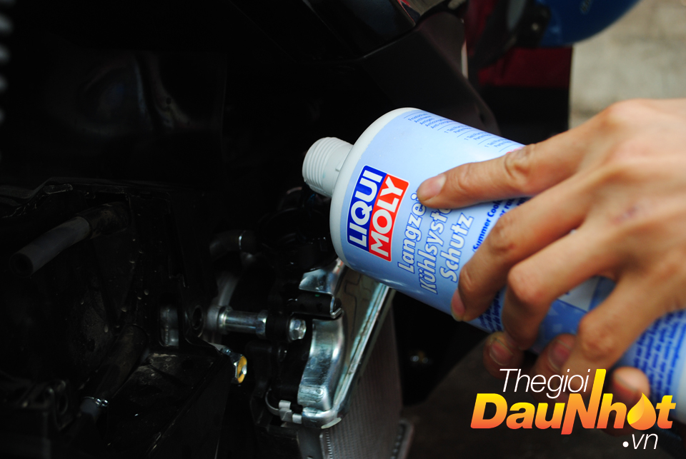 Cac san pham cham soc xe may cua Liqui Moly Made in Germany - 5