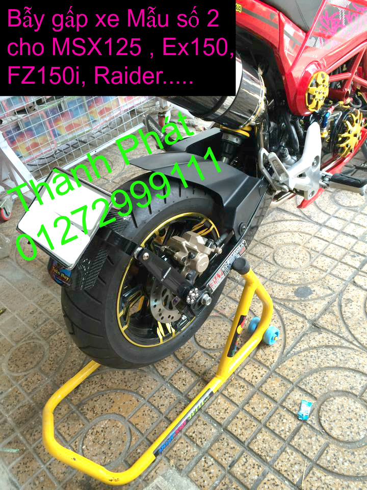 Chuyen do choi Honda CBR150 2016 tu A Z Up 21916 - 20