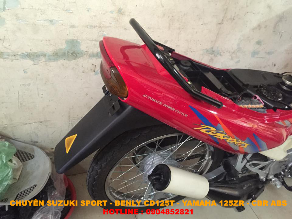 Chuyen SportBENLY CD125T125zr - 4
