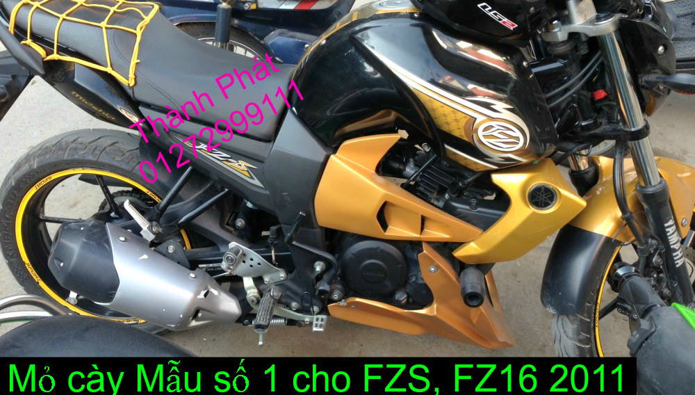 Do choi cho FZS 2014 FZS 2011 FZ16 tu A Z Gia tot Up 2282016 - 16