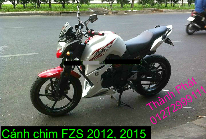 Do choi cho FZS Fi Ver 2 2014 FZS FZ16 2011 tu A Z Gia tot Up 2722015 - 18