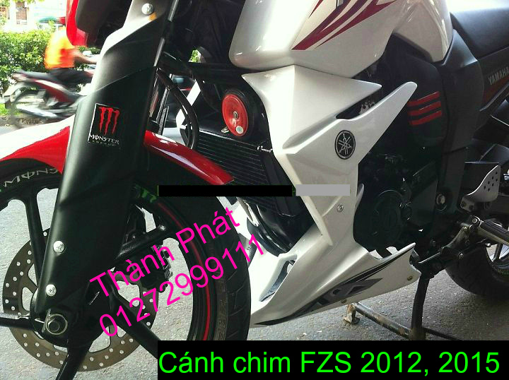 Do choi cho FZS Fi Ver 2 2014 FZS FZ16 2011 tu A Z Gia tot Up 2722015 - 19