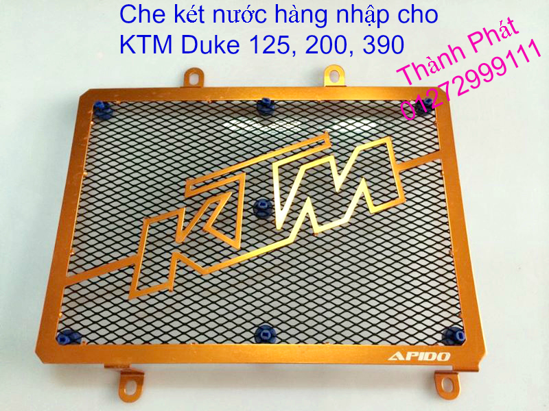 Do choi KTM Duke 125 200 390 tu A Z Gia tot Up 522015 - 11