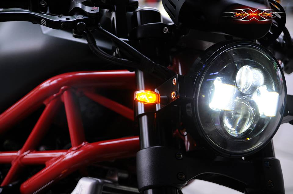 Ducati Monster 795 do sieu ngau tai Sai Gon - 4