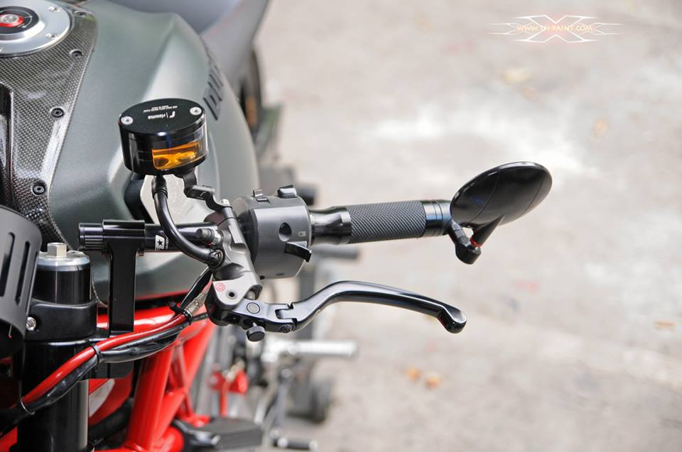 Ducati Monster 795 do sieu ngau tai Sai Gon - 6