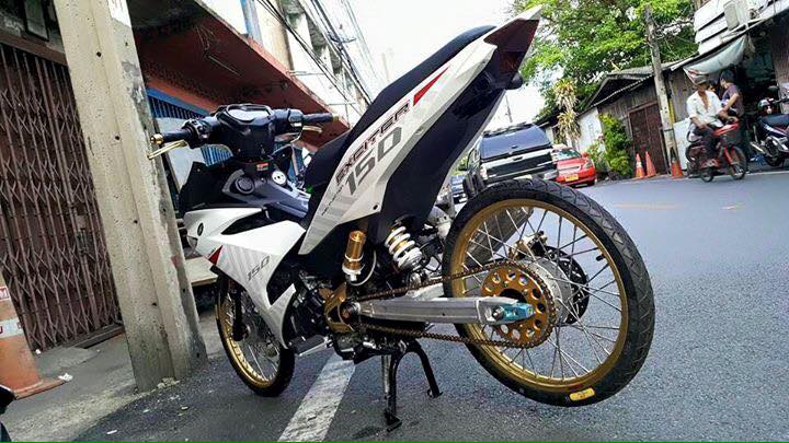 Exciter 150 do Drag tu Thailan - 2